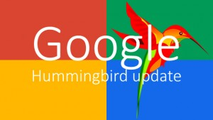 Google Hummingbird update clean simple